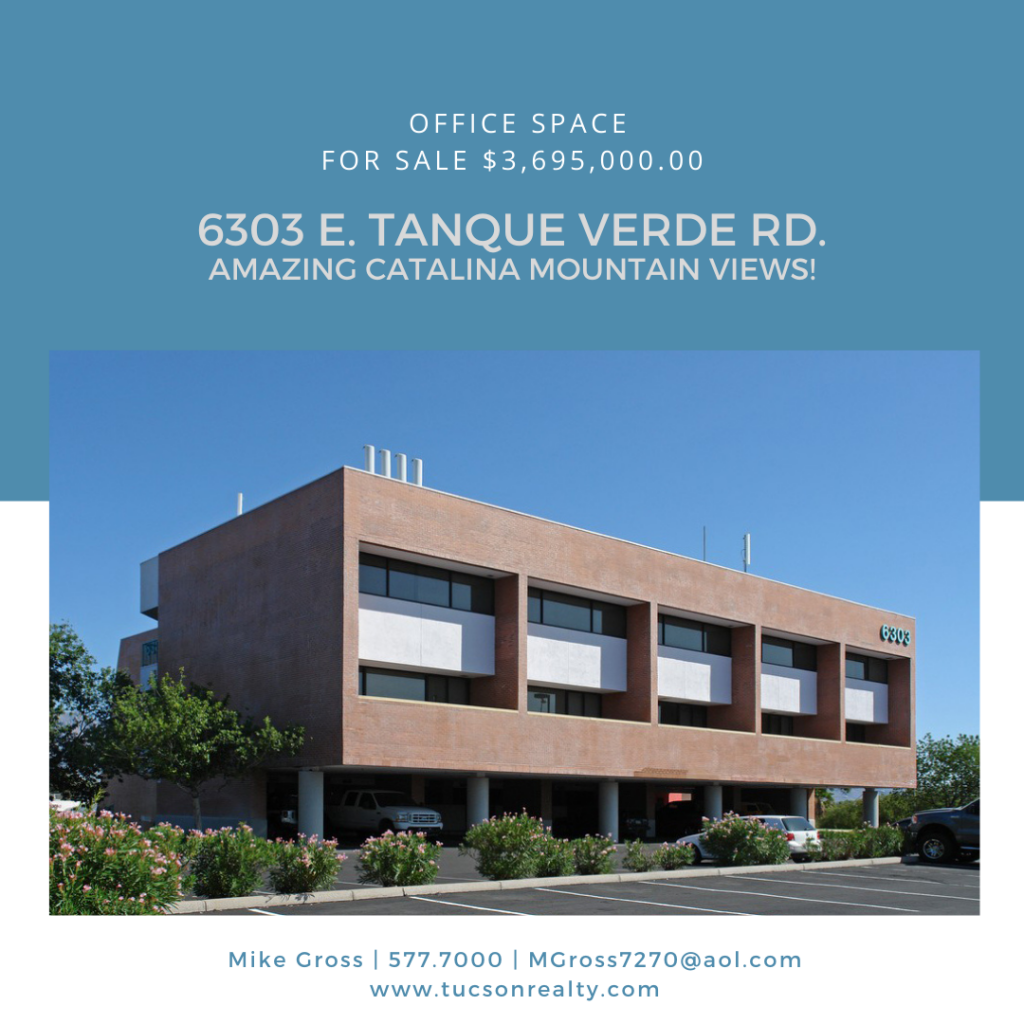 Tucson Office Space For Lease