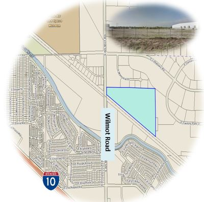 6701 South Wilmot Road – 61.95 Acres Development Opportunity | Tucson Realty