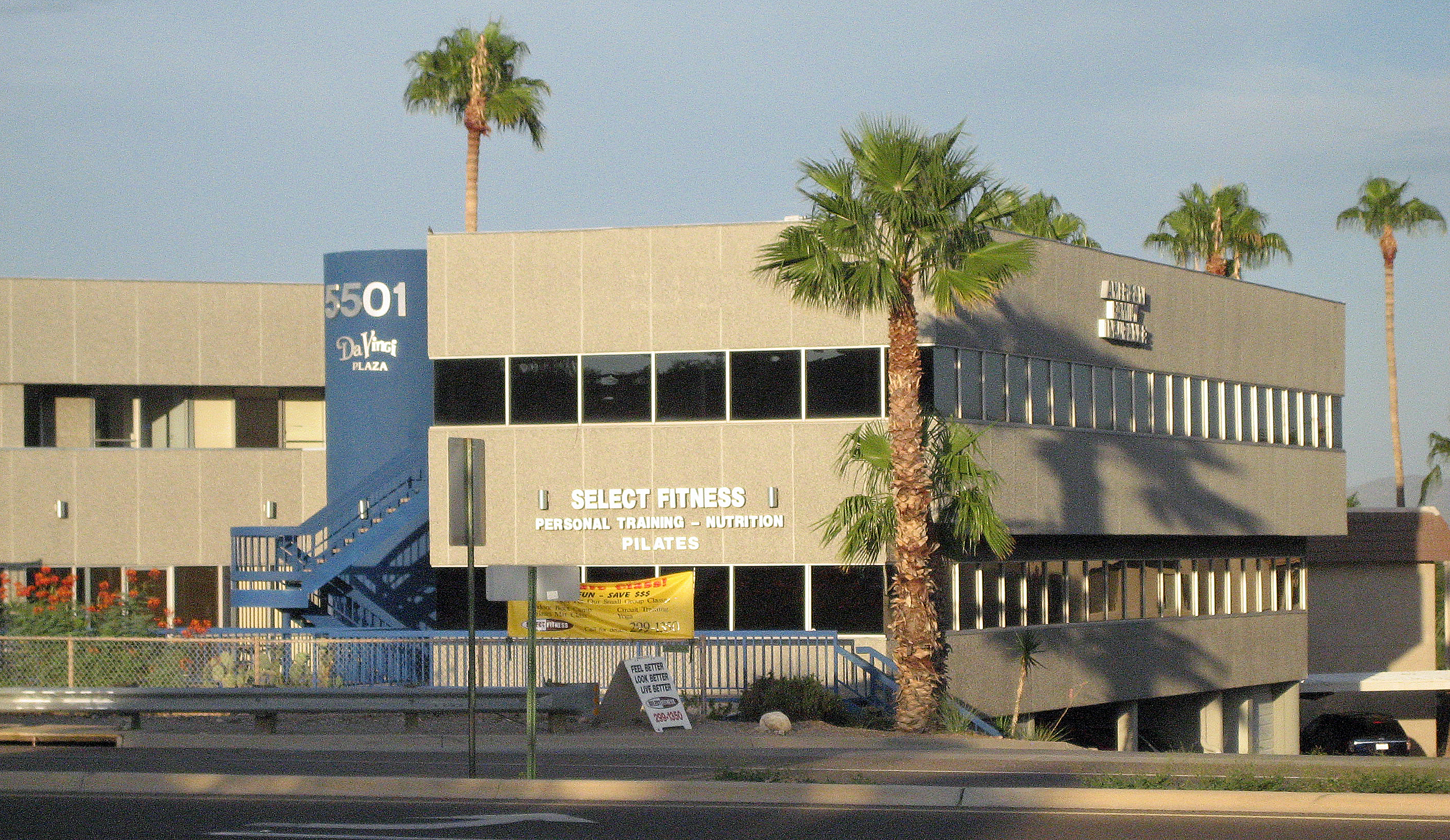 5501 N. Swan Rd, 100% Leased<br />