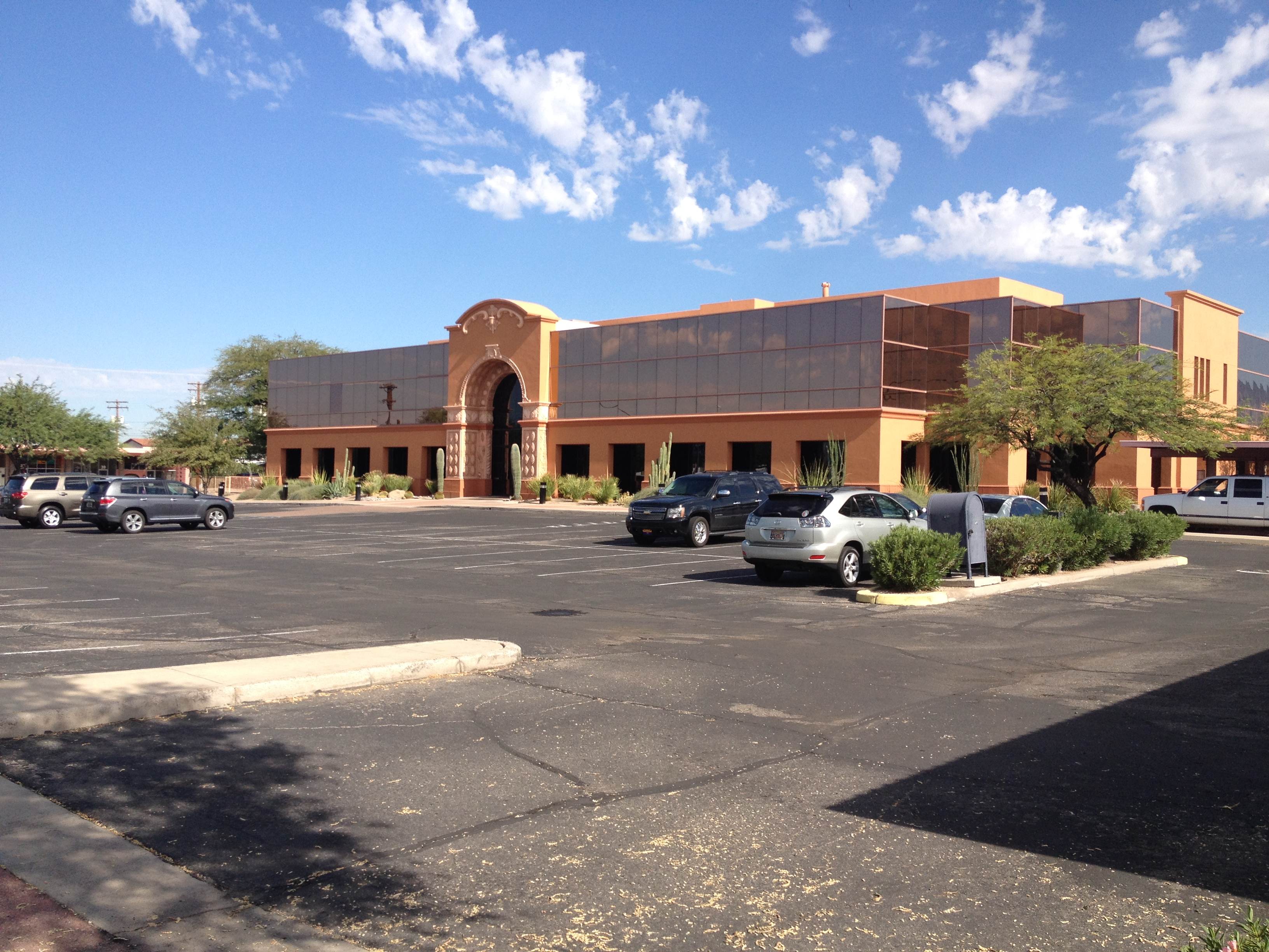 FULLY LEASED<br />