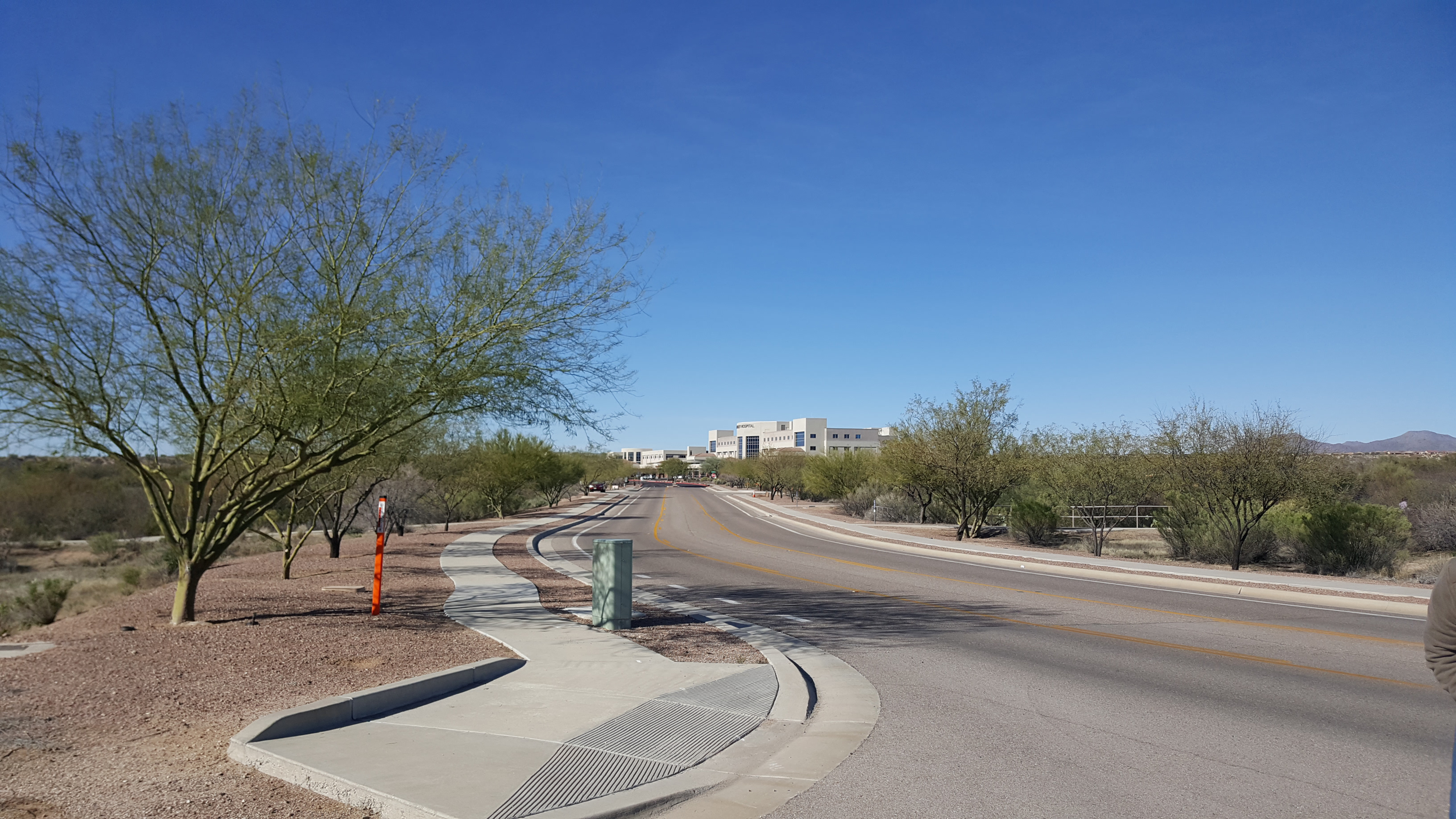 NE Corner of Tangerine and Innovation Park Drive | Tucson Realty